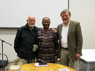 Athol Fugard Njabulo Ndebele and Hendrik Geyer IMG_0351 reduced
