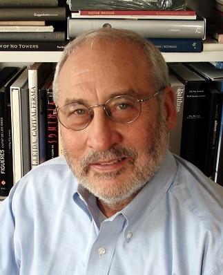 Joseph E Stiglitz pic