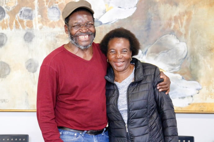 Mathatha and Marubini Tsedu